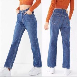 Vintage Levi's 517 Slim Fit Boot Cut Jeans